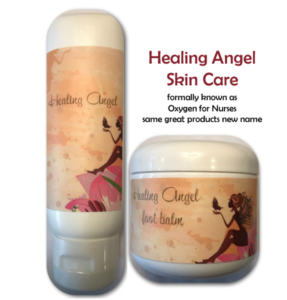 Healing Angel Skin Care Lotions