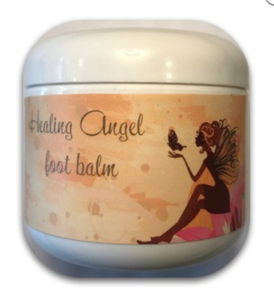 Healing Angels Skin Care Essential Oil Foot Balm
